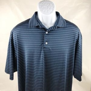 Footjoy Men's Performance Golf Polo Shirt